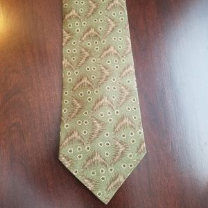 Giorgio Armani Cravatte Tie 100% Silk